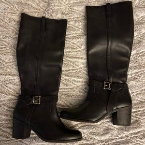 Frye Knee-High Boots   sz 9.5